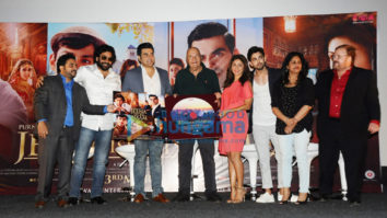Arbaaz Khan,& Manjari Fadnis grace the music launch of 'Jeena Isi Ka Naam Hai'