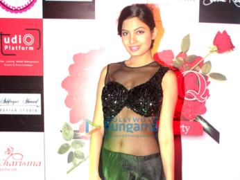 Avani Modi walks the ramp for fashion designer Ashfaque Ahmed