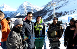 On The Sets Of The Movie Coming Back