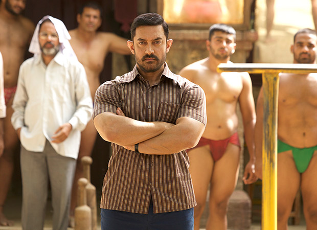 Dangal grosses 716 crores, falls short of P.K. by 53 cr. at the worldwide box office