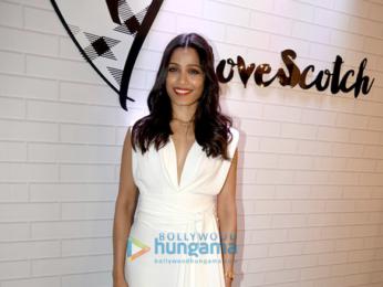 Freida Pinto celebrates #LoveScotch during 'International Scotch Day'