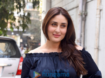 Kareena Kapoor Khan snapped with celebrity nutritionist Rujuta Diwekar while discussing obesity and undernourishment