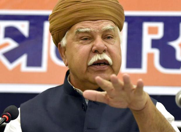 Lokendra Kalvi of Karni Sena