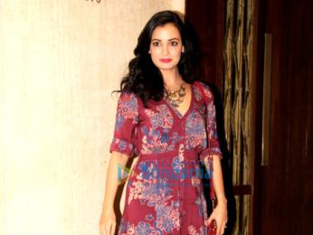 Manish Malhotra hosts a birthday bash for Sophie Choudry