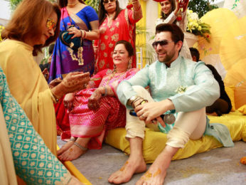 Neil Nitin Mukesh gets married to Rukmini Sahay in a royal way in Udaipur