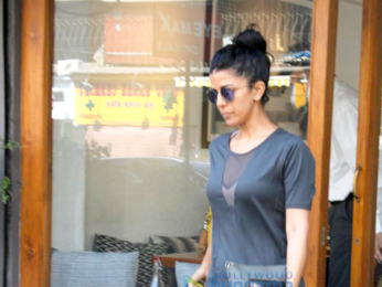 Nimrat Kaur snapped at 'Sequel Bistro'