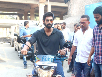 Rana Daggubati promotes 'The Ghazi Attack'