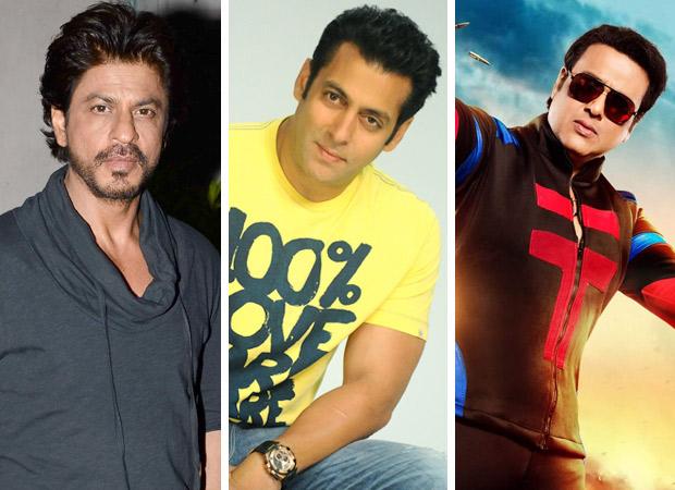 Shah Rukh Khan and Salman Khan to grace premiere of Govinda's comeback movie