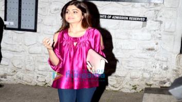 Shamita Shetty & Farah Khan Ali snapped at The Korner House