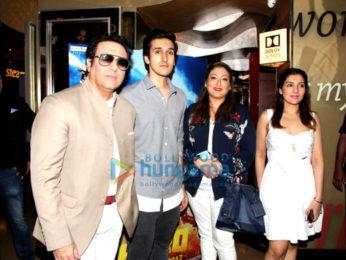 Trailer launch of Govinda's forthcoming movie 'Aa Gaya Hero'