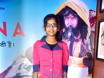 Trailer launch of the film 'Poorna'