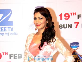 Celebs at the 'Zee Rishtey Awards 2016'