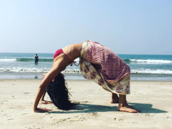 'Besharam' actress Pallavi Sharda sizzles in a bikini in Sydney