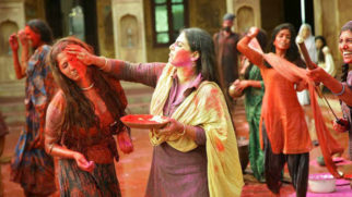 Check out Vidya Balan ringing in the festival of colours with Begum Jaan's Holi song