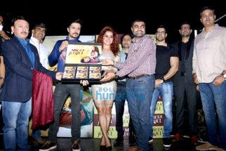 Darshan Kumaar & Pia Bajpai grace the music launch of 'Mirza Juuliet'