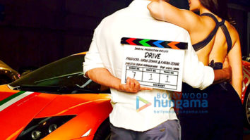 On The Sets Of The Movie Drive