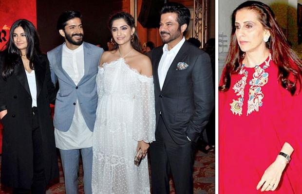 Here's how Sonam Kapoor and siblings plan to celebrate Sunita Kapoor's 60th birthday news