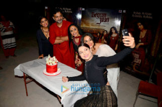 Ila Arun celebrates her birthday with the cast of 'Begum Jaan'