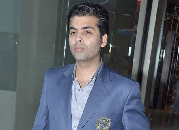 Karan Johar confesses that he is DEFINITELY guilty of nepotism