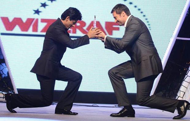 Logan star Hugh Jackman feels Shah Rukh Khan could take over Wolverine
