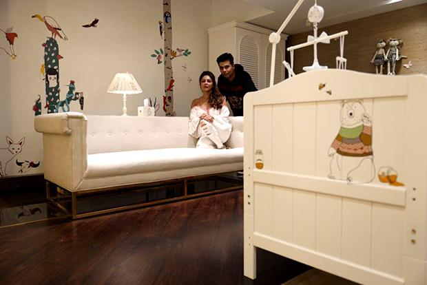 Look what Gauri Khan built for Karan Johar's twins