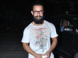 OMG! Aamir Khan sings Marathi song Apsara Aali during a TV show