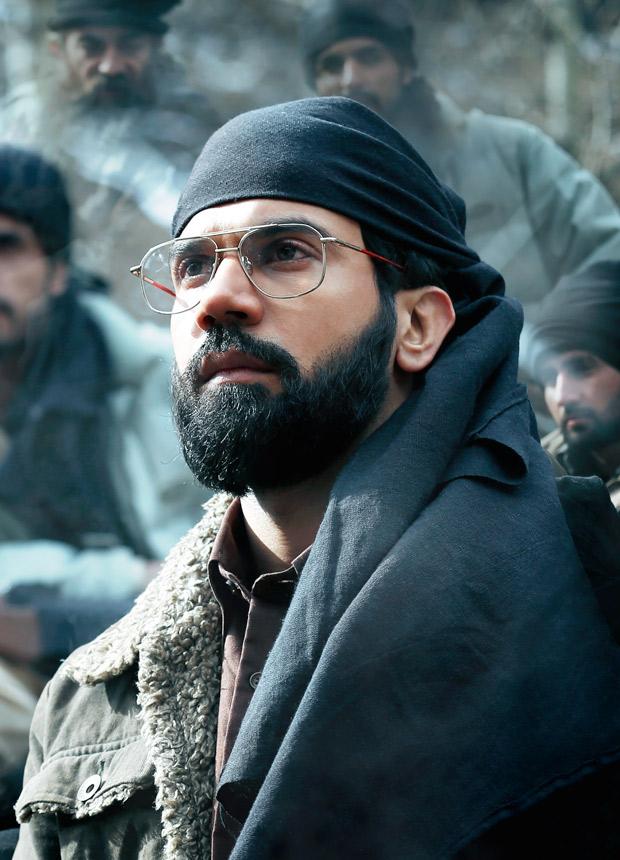 Rajkummar Rao plays a terrorist