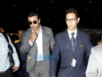 Ranbir Kapoor, Anushka Sharma, Sonakshi Sinha snapped at the airport