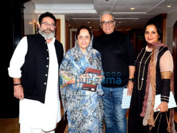 Ranbir Kapoor, Neetu Singh and many more at Rishi Kapoor's book launch 'Khullam Khulla'
