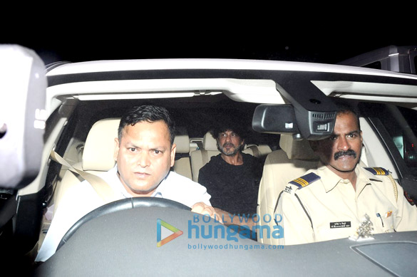 Shah Rukh Khan, Sidharth Malhotra and others snapped at Alia Bhatt's birthday bash