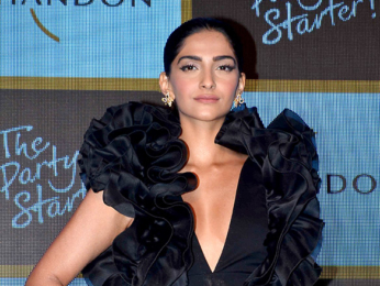 Sonam Kapoor, Sana Khan and others grace the launch of 'The Party Starter'!