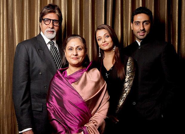 The Bachchans Amitabh Abhishek Aishwarya and Jaya to star in Gulab Jamun