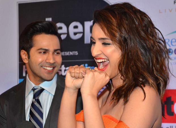 Watch Parineeti Chopra & Varun Dhawan