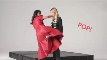 Watch: Priyanka Chopra teaches how to kick ass in couture