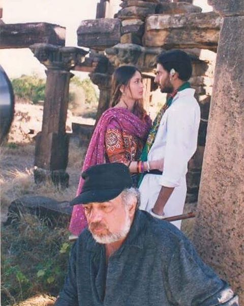 Abhishek Bachchan and Kareena Kapoor Khan