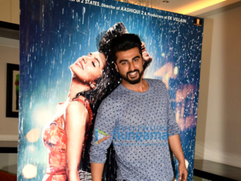 Arjun Kapoor graces 'Half Girlfriend' promotions