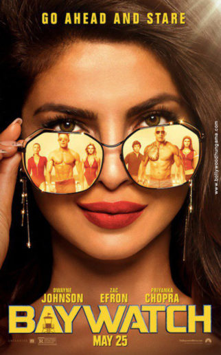 First Look From The Movie Baywatch (English)