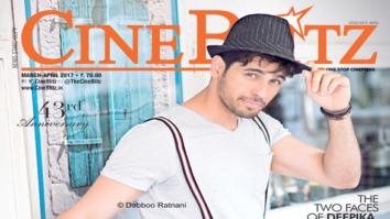 Sidharth Malhotra On The Cover Of CineBlitz