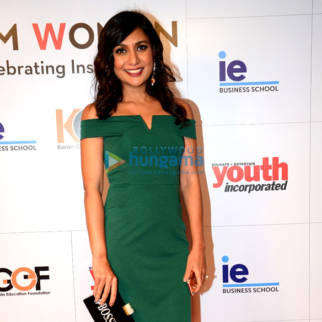 Krishika Lulla, Farah Khan Ali and Amruta Fadnavis honoured with the 'I Am Woman' awards