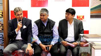 Launch of the Linen Club in Mumbai with Krishna Mehta show