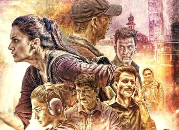 Naam Shabana grosses approx. 30 crores at the worldwide box office