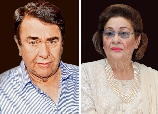 Randhir Kapoor and mother Krishna Raj Kapoor admitted in the same hospital