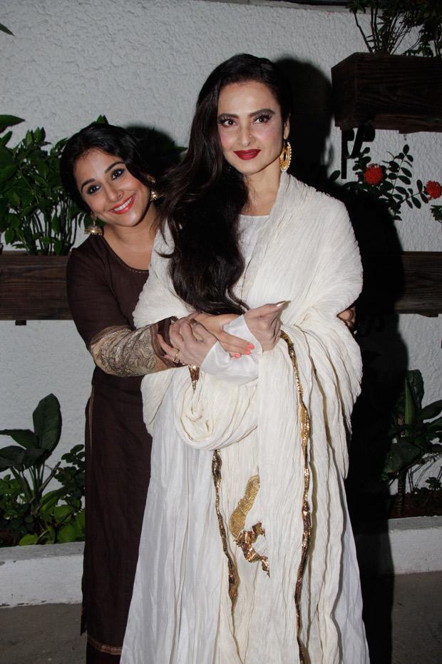This is how Rekha, Vidya Balan and Alia Bhatt bonded over Begum Jaan1