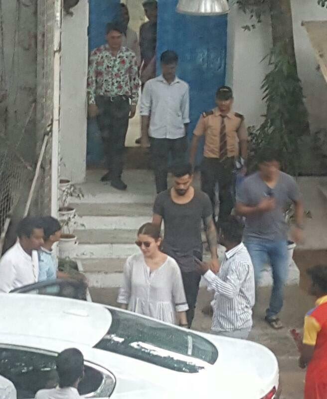 This sweet gesture of Anushka Sharma for Virat Kohli is the reason 'Virushka' is trending-1