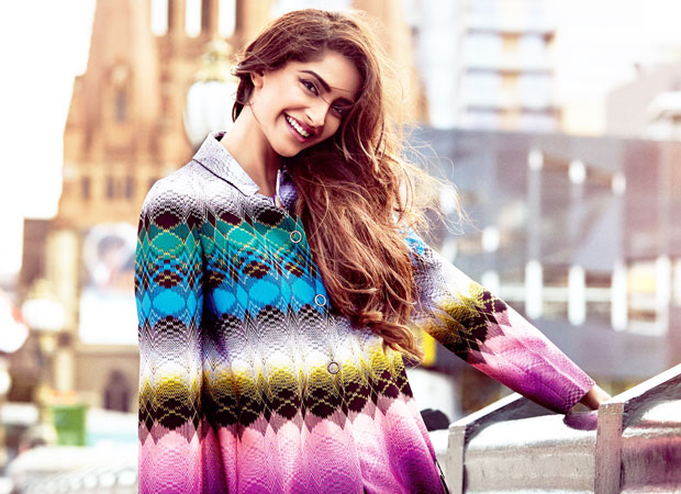 """I started at Base camp, now aiming for MOUNT EVEREST"" - Sonam Kapoor features"