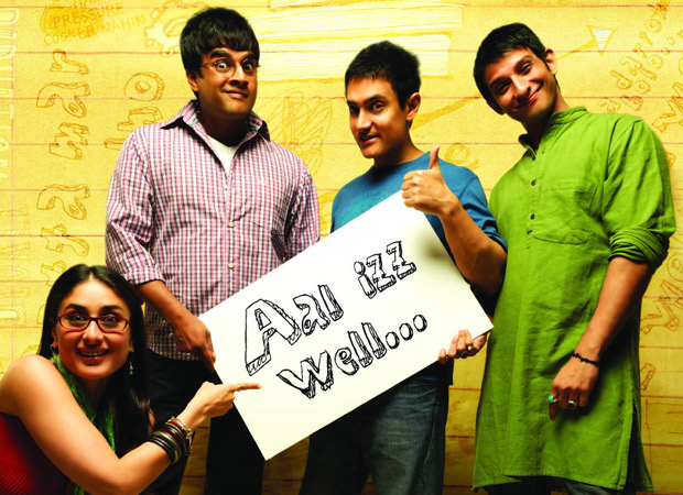 Aamir Khan's 3 Idiots was remade in Spanish