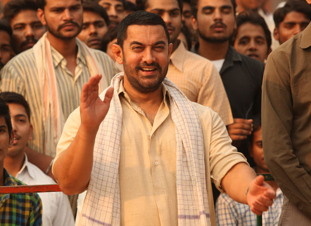 Aamir Khan's Dangal rakes in 3.40 mil. USD [Rs. 21.94 cr.] on Day 6 at the China box office