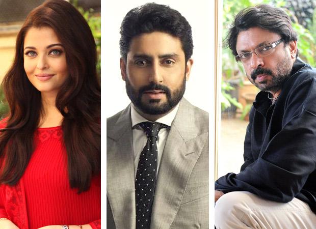 After Aishwarya Rai, Abhishek Bachchan is said to be a part of this Sanjay Leela Bhansali film