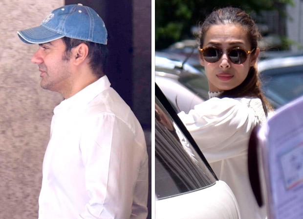 After attending the Justin Bieber concert last night, Malaika Arora and Arbaaz Khan get divorced today news