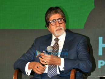 Amitabh Bachchan graces the Hepatitis awareness event in Mumbai